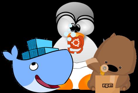 ubuntu-docker-npm
